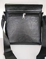 Мужская сумка Jeep Buluo 9008   Черная, фото 4