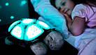 Проектор ночник звездного неба Черепаха Turtle Night Sky   Коричневый, фото 4