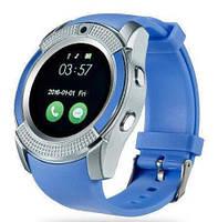 Смарт-часы Smart Watch V8   Синие, фото 7