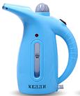 Ручной отпариватель для одежды KELLI KL-317 | Пароочиститель для одежды | Розовый, фото 3