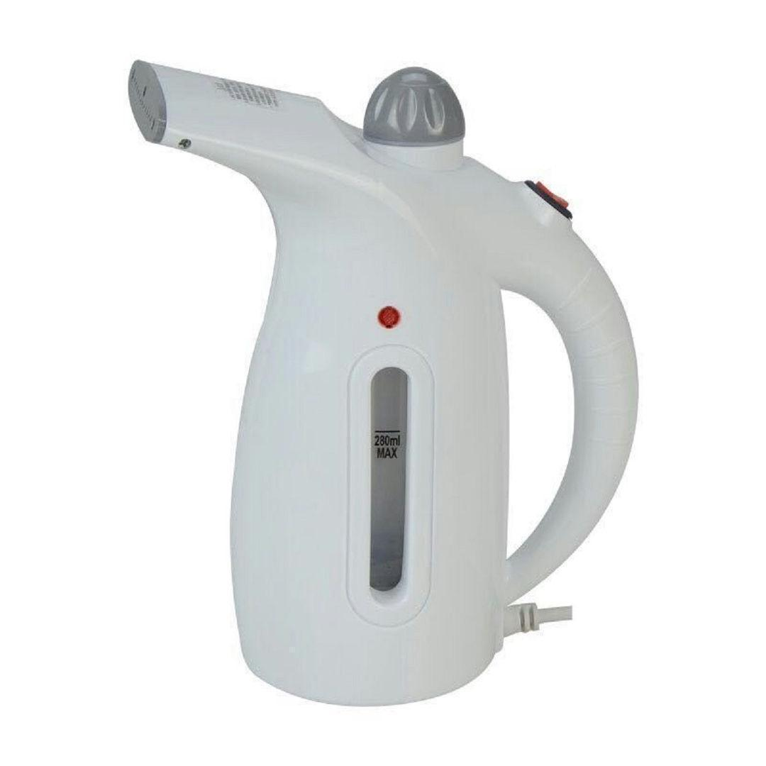 Ручной отпариватель для одежды KELLI KL-317 | Пароочиститель для одежды | Белый