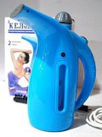 Ручной отпариватель для одежды KELLI KL-317 | Пароочиститель для одежды | Белый, фото 6