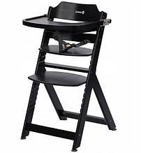 Стільчик для годування Safety Timba Deep Black