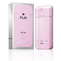 Женская парфюмированная вода Givenchy Play for Her 75 ml (Живанши Плей Фо Хё)