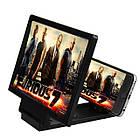 3D Подставка-увеличитель экрана для смартфона Enlarge screen F1 | Держатель для смартфона, фото 2