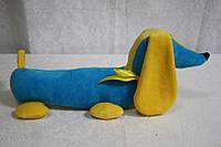 Мягкая игрушка такса, фото 1