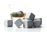 Камни для для охлаждения виски и напитков WHISKY STONES, фото 6
