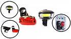 Велосипедный фонарь Bailong BL-908 | Передний и задний, фото 2