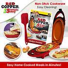 Электросковорода Red Copper 5 minuts chef | Электрическая скороварка, фото 8