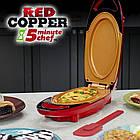Электросковорода Red Copper 5 minuts chef | Электрическая скороварка, фото 10