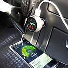 Многофункциональные автомобильные электронные часы VST 706-5, фото 2