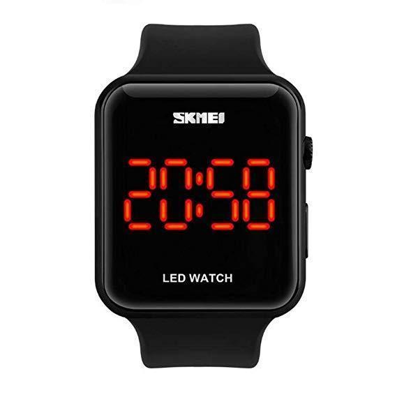 Наручные часы Led Watch | Светодиодные лед часы