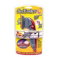 Фурминатор щетка для вычесывания животных Shed Ender Pro | Металлическая расческа для животных, фото 8