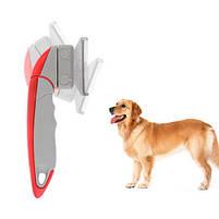 Фурминатор щетка для вычесывания животных Shed Ender Pro | Металлическая расческа для животных, фото 2