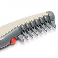 Электрическая расческа для вычесывания животных Knot Out | Фурминатор для собак, фото 8