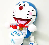 Танцующая игрушка с барабаном Dancing Happy Doraemon, фото 3