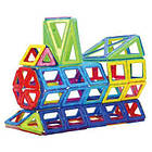 Дитячий магнітний конструктор Magical Magnet на 72 деталі, фото 5