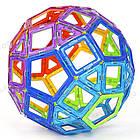 Дитячий магнітний конструктор Magical Magnet на 72 деталі, фото 3