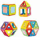 Дитячий магнітний конструктор Magical Magnet на 72 деталі, фото 8