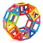 Дитячий магнітний конструктор Magical Magnet на 72 деталі, фото 9