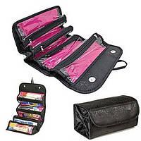 Дорожная косметичка Roll N Go Cosmetic Bag | Сумка для косметики