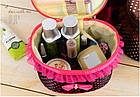 Тканевая косметичка Bow Storage Bag | Органайзер для косметики, фото 4