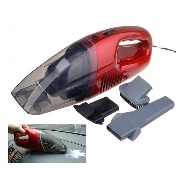 Автомобільний пилосос High-power Portable Vacuum Cleaner   Пилосос від прикурювача в машину