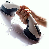 Ручка поручень на вакуумных присосках для ванной Helping Handle, фото 10