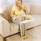 Складаний столик для ноутбука Table Mate | Переносний стіл, фото 4