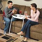 Складаний столик для ноутбука Table Mate | Переносний стіл, фото 5