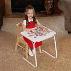 Складаний столик для ноутбука Table Mate | Переносний стіл, фото 8