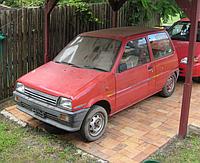 Cuore / Mira L70 (1985—1990)