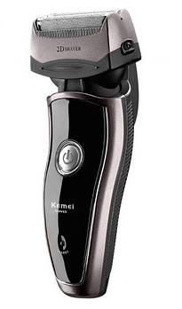 Триммер для бороды Kemei KM- 8009 | Мужская бритва