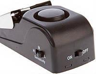 Дверная сигнализация Door Stop Alarm с датчиком вибрации и звуком сигнализации 120 дБ, фото 3