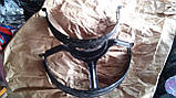 Дифузор радіатора Ваз 2121 нива голий (метал), фото 2