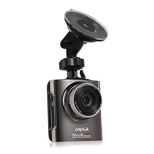 Автомобільний відеореєстратор Anytek A3 Full HD 1 камера | Реєстратор машину