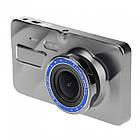 Автомобільний відеореєстратор DVR V2 2 камери | Реєстратор машину, фото 8