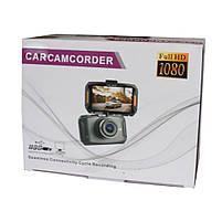 Автомобильный видеорегистратор HD 388 Full HD 1080P одна камера | Регистратор в машину, фото 4