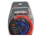 Комплект проводів для сабвуфера X9 | Дроти для підключення підсилювача для сабвуфера, фото 2