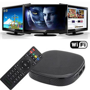 Приставка SMART TV 758 | Тюнер | Цифровой ресивер