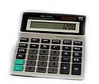 Калькулятор великий настільний KK 1200 для домашнього / професійного використання, фото 3