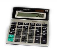 Калькулятор большой настольный KK 1200 для домашнего / профессионального использования, фото 4