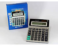 Калькулятор большой настольный KK 1200 для домашнего / профессионального использования, фото 5