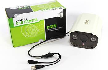 Цветная камера видеонаблюдения Camera 922