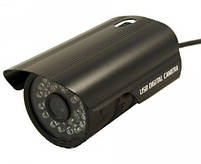 Цветная камера видеонаблюдения CAMERA USB PROBE L-6201D, фото 2