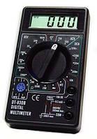 Мультиметр тестер с защитой от перегрузок DT 830B, фото 2