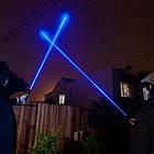 Лазерная указка LASER BLUE YXB 008 | Прожигающий лазер, фото 2