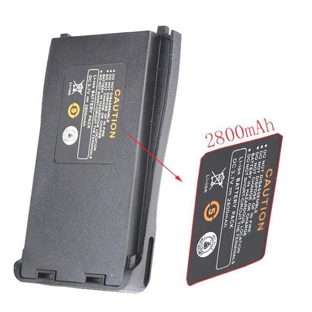 батарея для рації Baofeng BF-888S