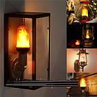 Лампа LED Flame Bulb А+ с эффектом пламени огня E27 | LED лампочка, фото 3