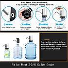 Сенсорная насадка на бутылку Cleaning Pump | Дозатор для напитков | Помпа для воды, фото 5